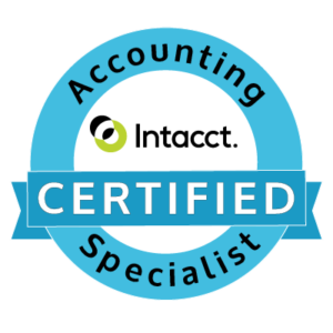 Individual Accountant Certification Badge