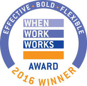 2016 When Work Works logo
