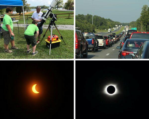 Jeff M Eclipse Collage