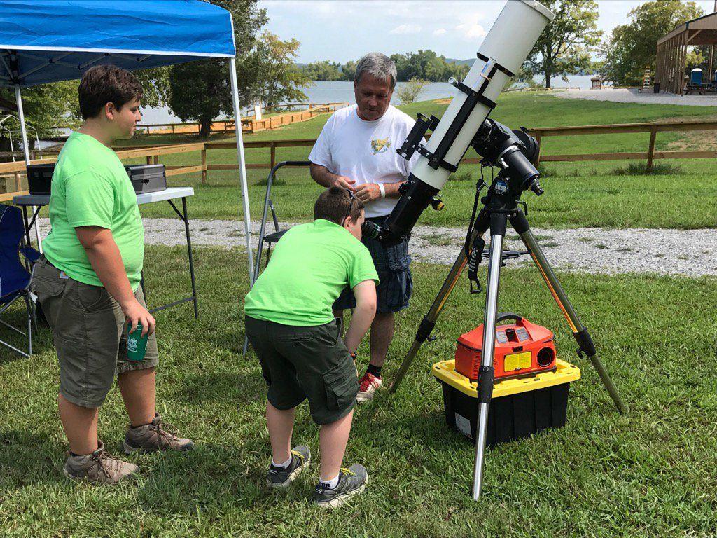 Jeff McCaffrey Hopkinsville Eclipse