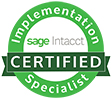 Sage Intacct Certified Implementation Specialist