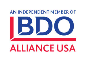 BDO Alliance USA Logo