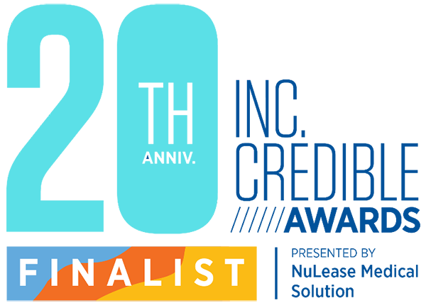 GLI Inc.credible Awards Finalists 2020