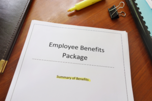 Employee fringe benefits
