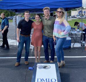DMLO 2021 Cornhole Tournament Benefiting Junior Achievement of Kentuckiana